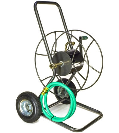Garden Hose Reel Cart by Yard Butler Planet Natural