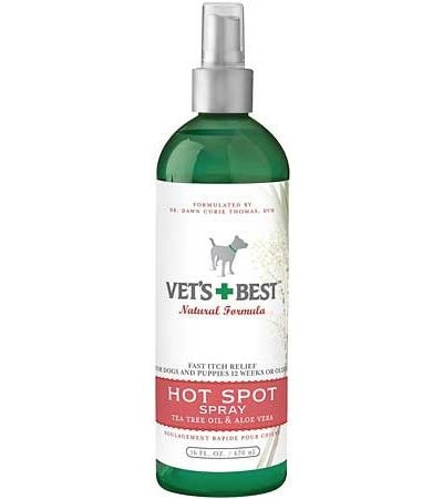Out Natural Care Hot Spot Spray