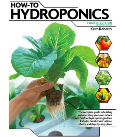 How-To Hydroponics Book