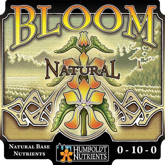 Humboldt Nutrients Bloom Natural