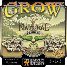 Humboldt Grow Natural