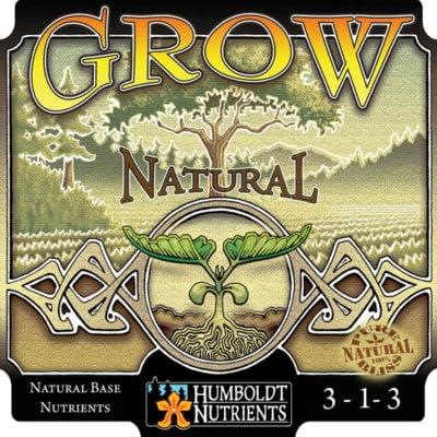 Humboldt Grow Natural