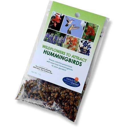 Hummingbird Wildflower Mix