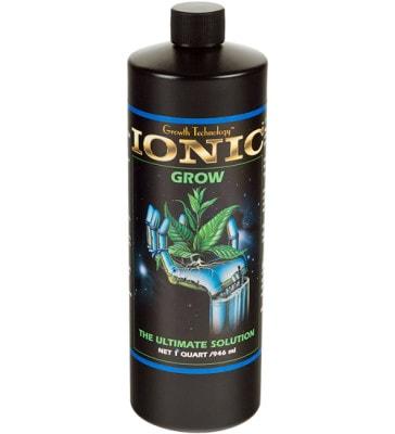 Ionic Grow