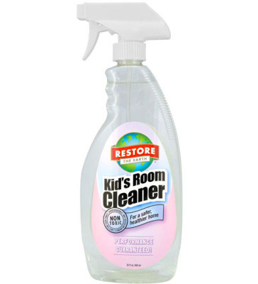 Kid's Room Cleaner