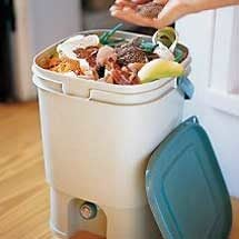 Kitchen Composting