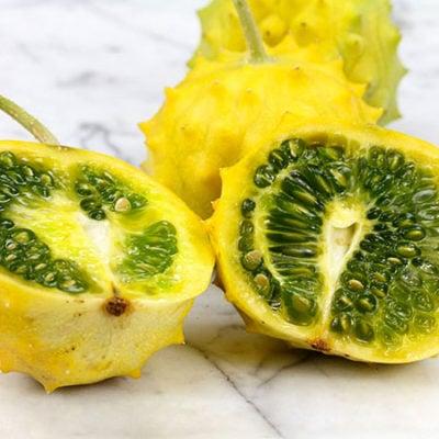 Melon, Kiwano Jelly