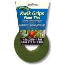 Kwik Grips Plant Ties