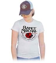Ladybug Fitted T-Shirt