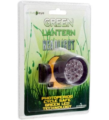 Green LED Headlamp