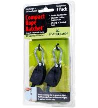 Rope Ratchet Light Hanger