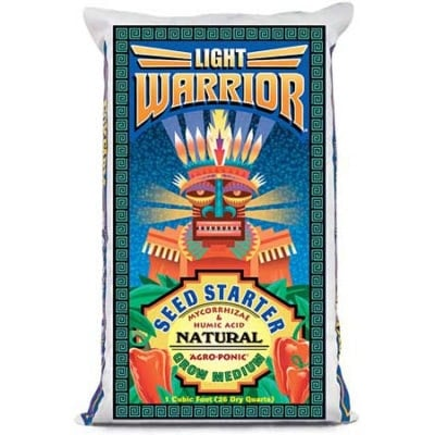 Light Warrior Grow Medium