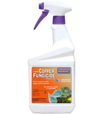 Liquid Copper Spray