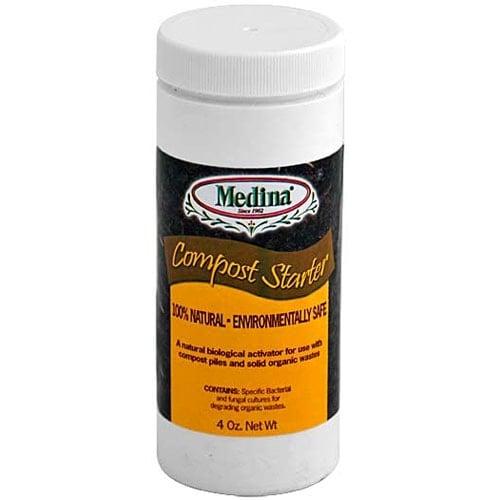 Medina Compost Starter