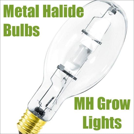 1000 Watt Metal Halide Lamp Lumens: MH Lamps - Metal Halide Light Bulbs (4000K)