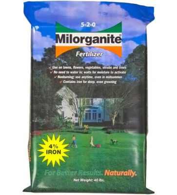Milorganite Lawn Fertilizer