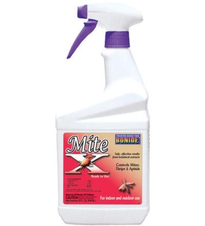 Mite-X Spider Mite Killer