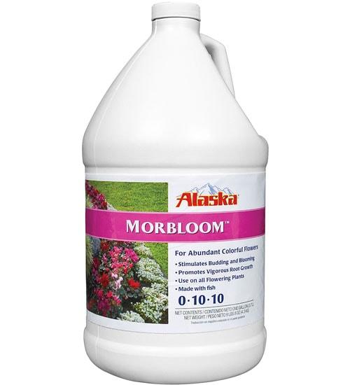 Alaska morbloom fertilizer planet natural - Organic flower fertilizer homemade solutions ...