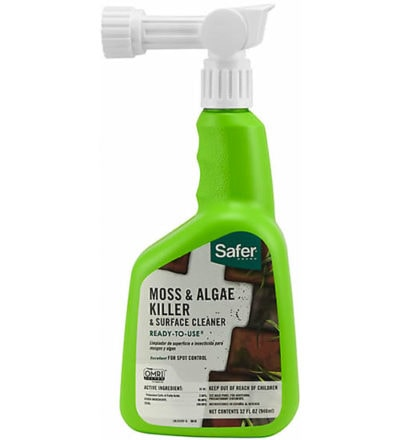 Safer Moss & Algae Killer