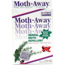 Moth Away Herbal Moth Repellent