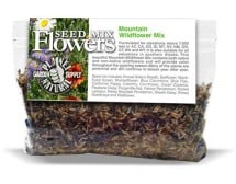 Mountain Wildflower Mix