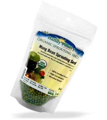 Mung Bean Sprouts Seed