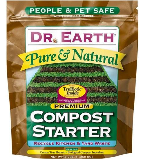 Compost Starters, Accelerators & Additives | Planet Natural