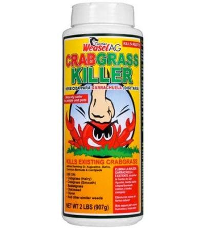 Crabgrass Killer