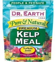 Dr. Earth Kelp Meal