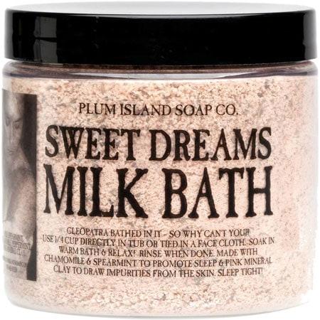 Sweet Dreams Milk Bath