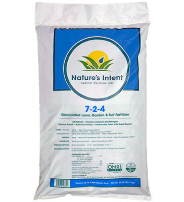 Nature's Intent Organic Fertilizer