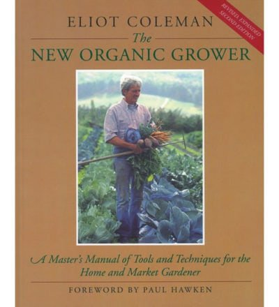 The New Organic Grower Book