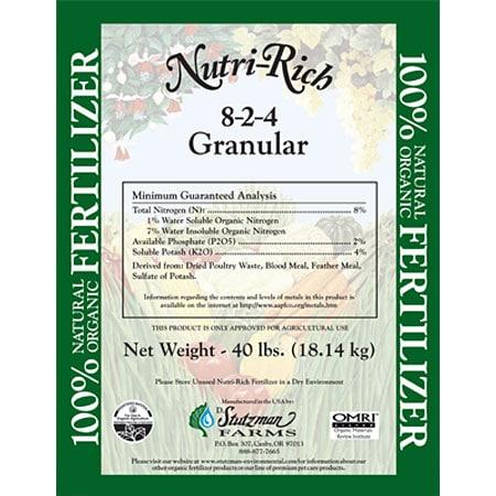 Nutri-Rich Fertilizer