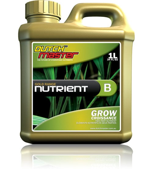 Dutch Master Nutrient Grow