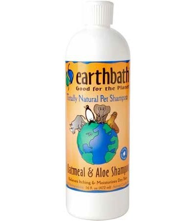 Oatmeal & Aloe Pet Shampoo