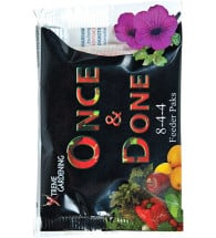 Once & Done Feeder Paks