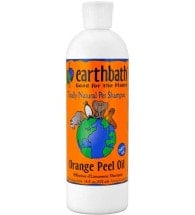 Orange Peel Oil Shampoo