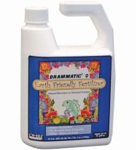 "Drammatic ""O"" Fish Fertilizer"