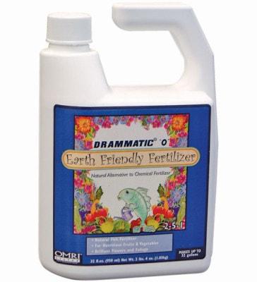 """Drammatic """"O"""" Fish Fertilizer"""