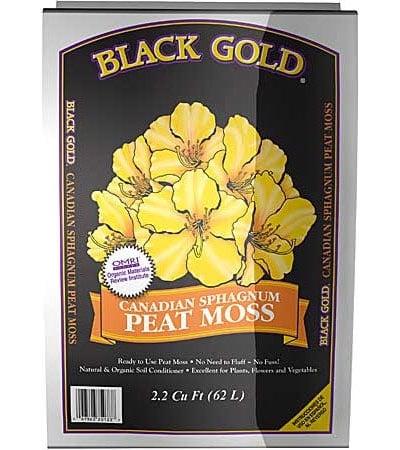 Organic Peat Moss