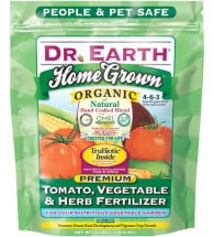 Fertilizing Your Organic Garden Planet Natural