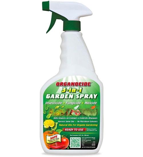 Organocide Garden Spray Planet Natural