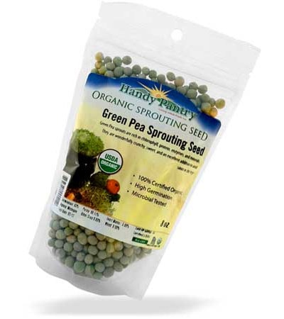 Pea Sprouting Seed