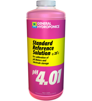 pH 4.01 Calibration Solution