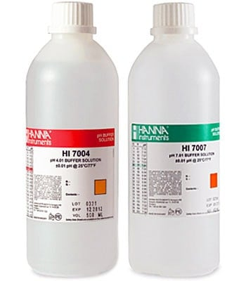 Buffer Solution (HI 7007 & HI 7004)