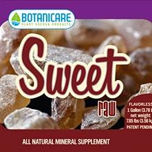 Sweeteners (Flavor Enhancers)