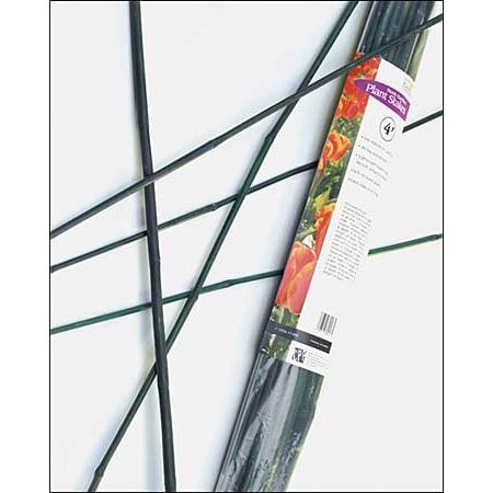 Bamboo Plant Stakes, 4 ft.