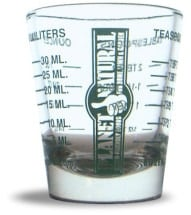 Mini-Measure Shot Glass