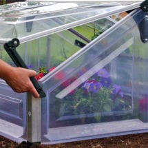 Double Cold Frame