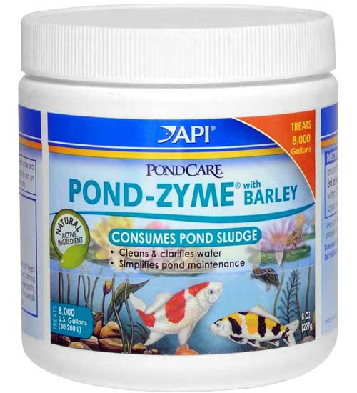 Pond Zyme Plus Cleaner
